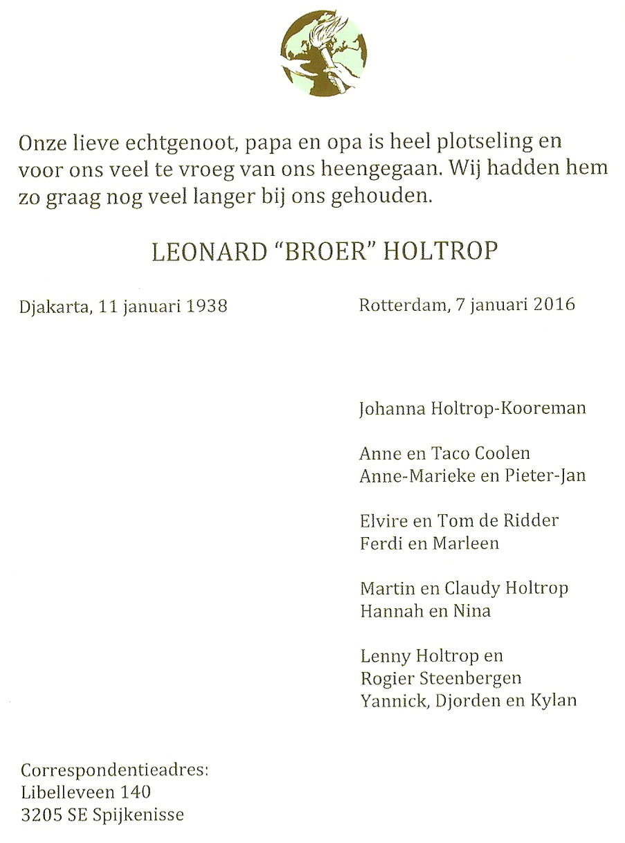 Leo-Holtrop